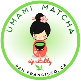 About Umami Matcha Japanese Green tea